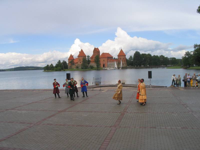 La babuska, ballo tradizionale lituano