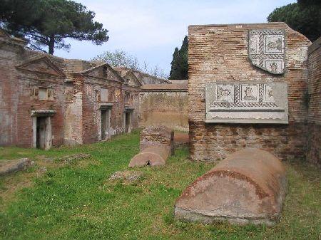 La necropoli di porto all'isola sacra