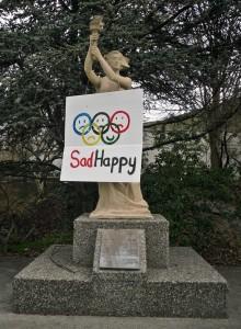 contro le olimpiadi invernali 2010